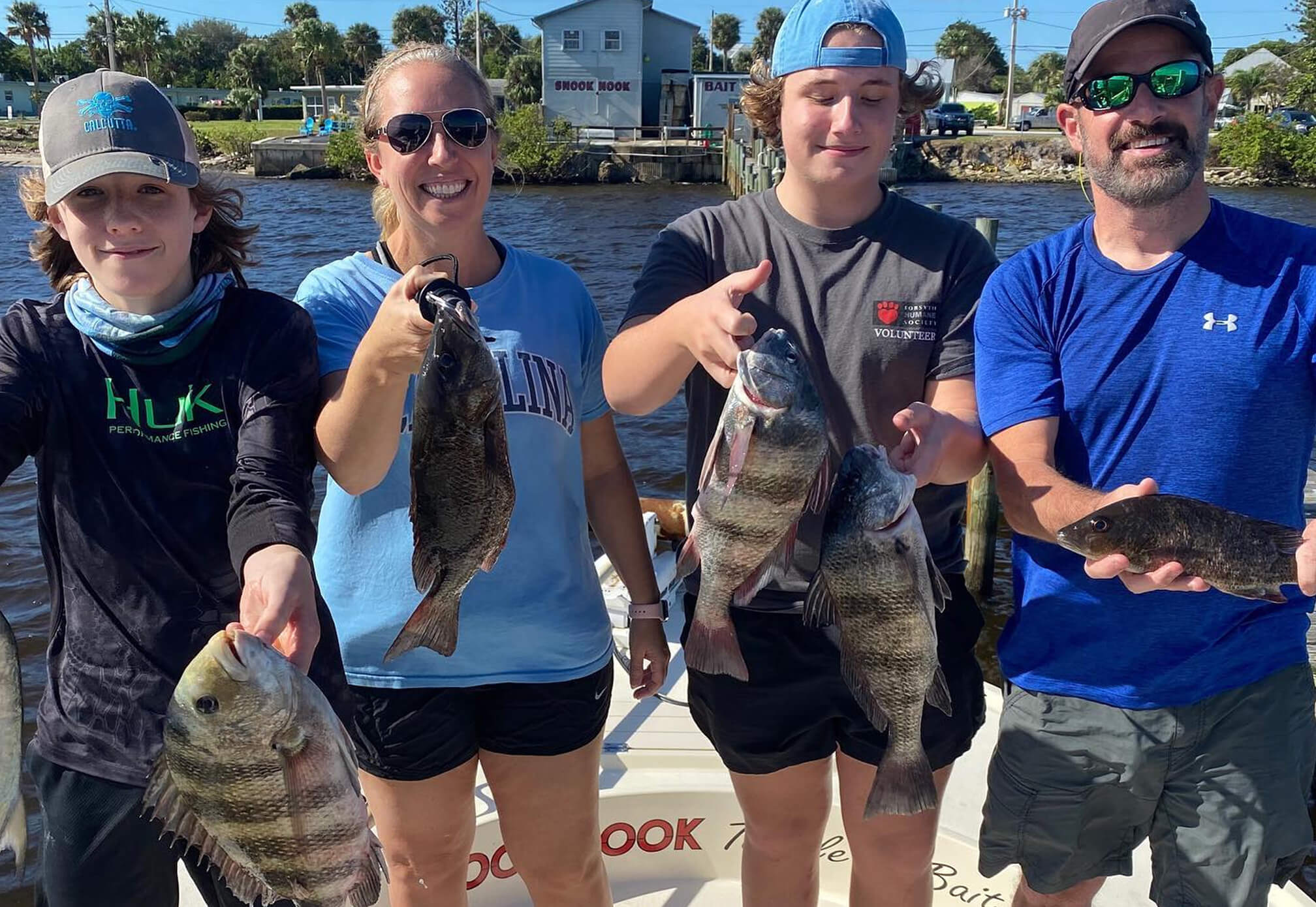 December Fishing Report Stuart FL