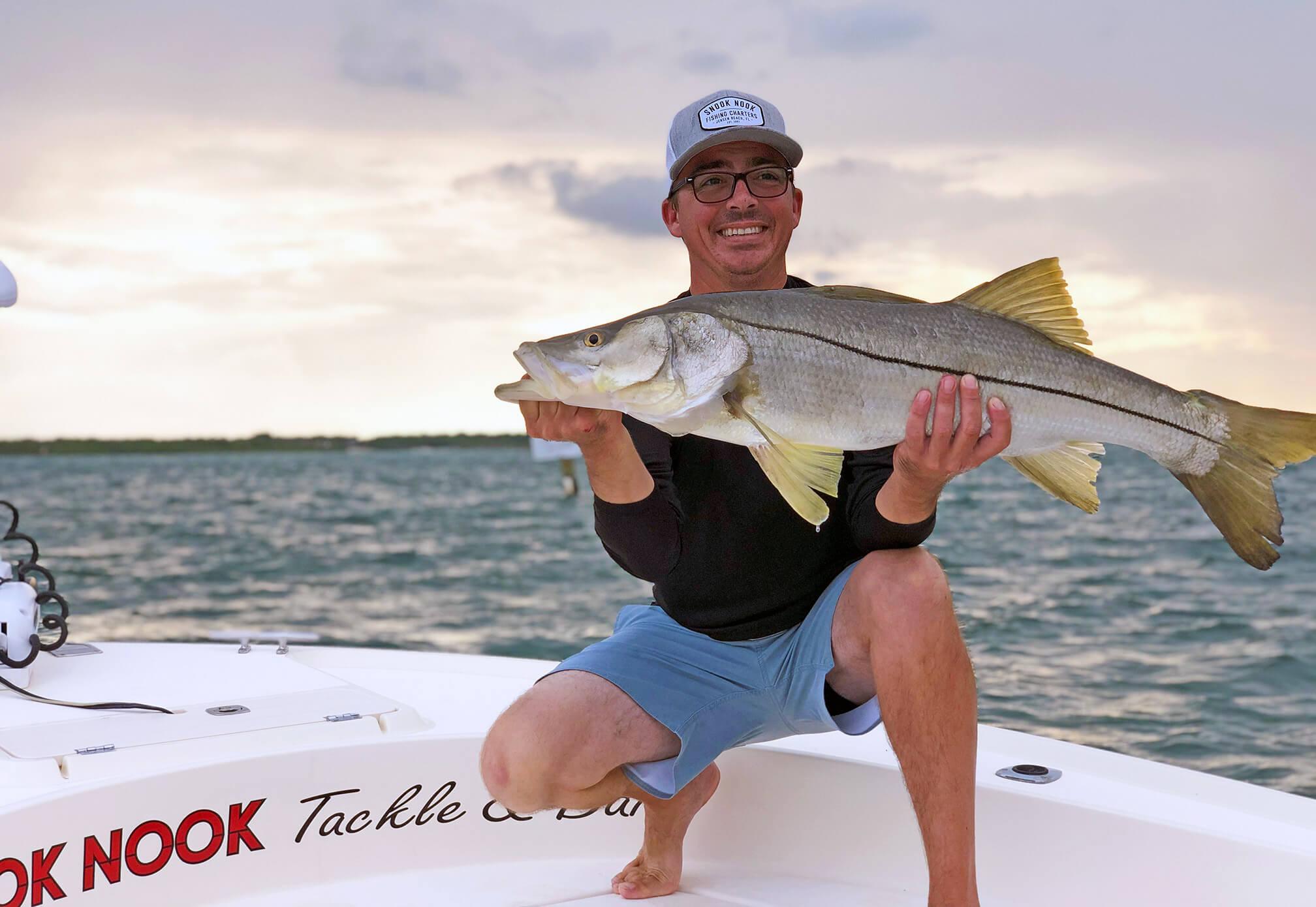 July Fishing Report Stuart, FL